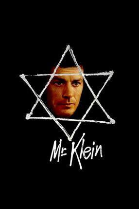 Poster: Monsieur Klein