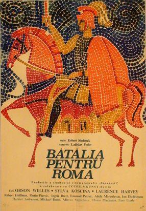 Poster: Kampf um Rom – 1. Teil