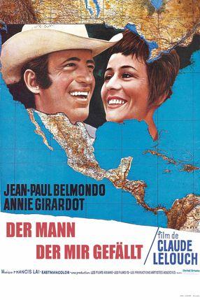 Poster: Der Mann, der mir gefällt