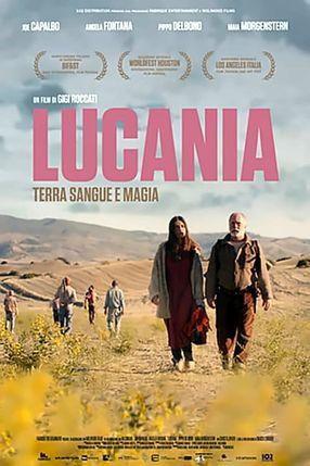 Poster: Lucania - Terra sangue e magia