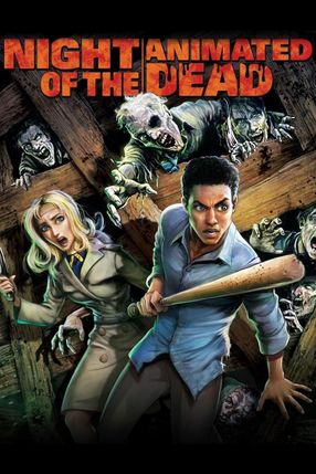 Poster: Night of the Animated Dead