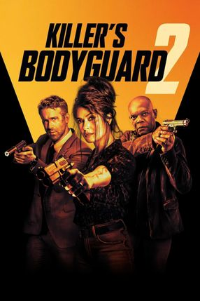 Poster: Killer's Bodyguard 2
