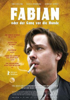 Poster: Fabian oder Der Gang vor die Hunde