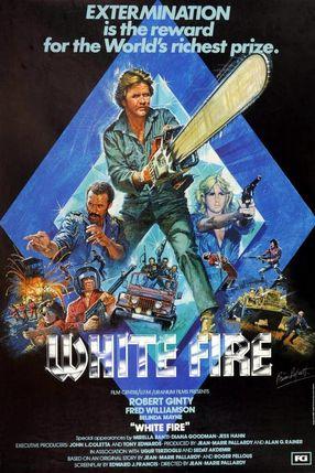Poster: White Fire - Der Todesdiamant