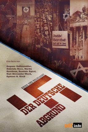 Poster: Krieg und Holocaust - Der deutsche Abgrund