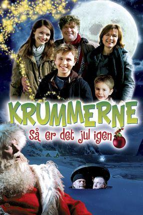 Poster: Krummerne: Så er det jul igen