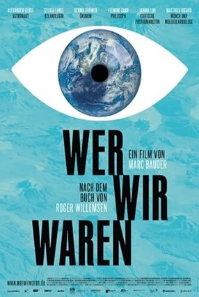 Poster: Wer wir waren