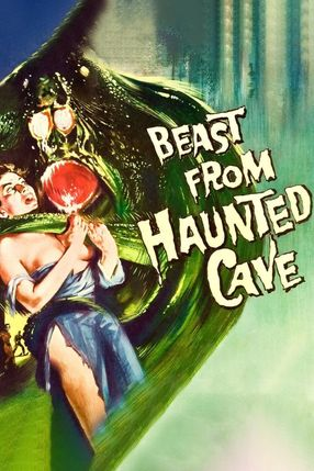 Poster: Beast from Haunted Cave