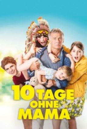 Poster: Zehn Tage ohne Mama