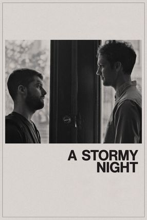 Poster: A Stormy Night