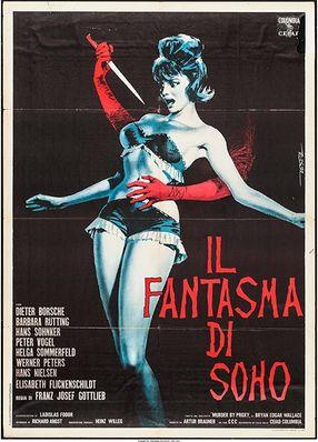 Poster: Das Phantom von Soho