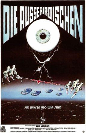 Poster: Die Außerirdischen