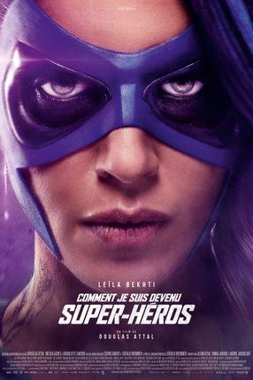 Poster: How I Became a Superhero