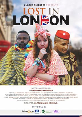 Poster: Lost in London