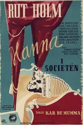 Poster: Hanna i societén
