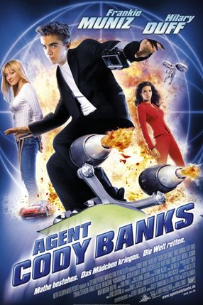 Poster: Agent Cody Banks
