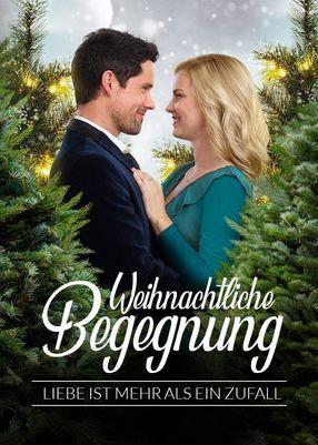 Poster: Weihnachtliche Begegnung - Liebe ist mehr als ein Zufall