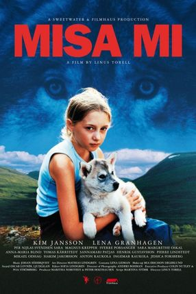 Poster: Misa Mi – Freundin der Wölfe