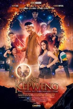 Poster: Mang Kepweng: The Mystery of the Dark Kerchief