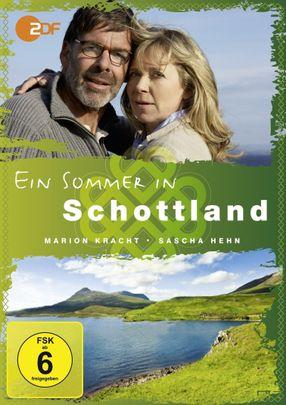Poster: Ein Sommer in Schottland