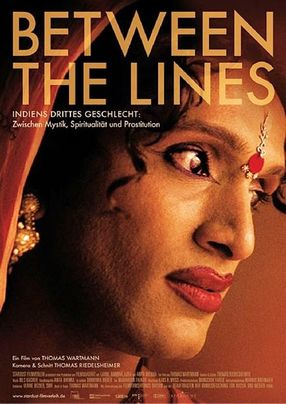 Poster: Between the Lines: Indiens drittes Geschlecht