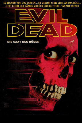Poster: Evil Dead - Die Saat des Bösen