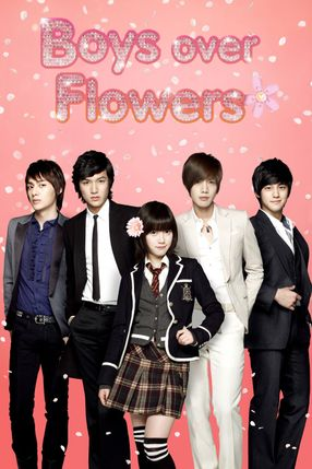 Poster: Boys Over Flowers