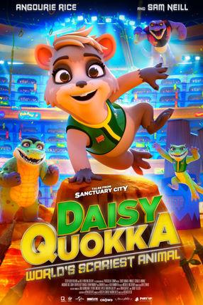 Poster: Wettkampf der Tiere - Daisy Quokkas Grosses Abenteuer
