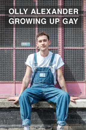 Poster: Olly Alexander: Growing Up Gay