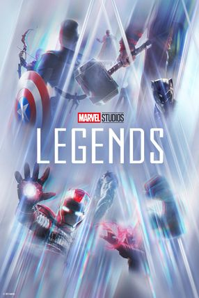 Poster: Marvel Studios: Legends