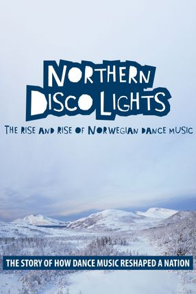 Poster: Northern Disco Lights