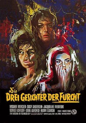 Poster: Die 3 Gesichter der Furcht