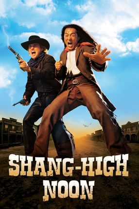 Poster: Shang-High Noon