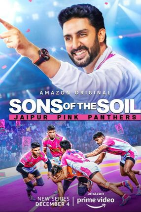 Poster: Sons of The Soil - Jaipur Pink Panthers