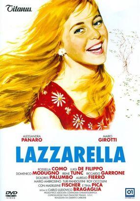 Poster: Lazzarella