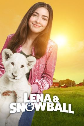 Poster: Lena and Snowball