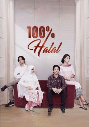Poster: 100% Halal