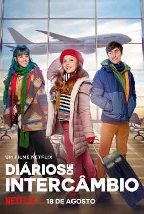 Poster: The Secret Diary of an Exchange Student