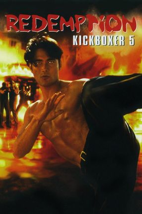 Poster: Kickboxer 5 - Redemption