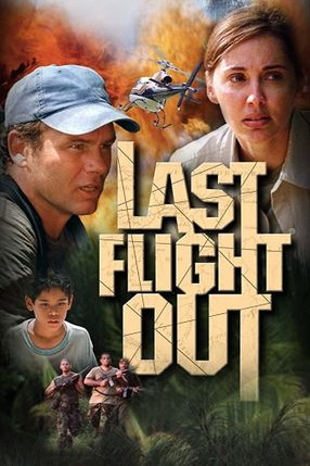 Poster: Der letzte Flug zurück
