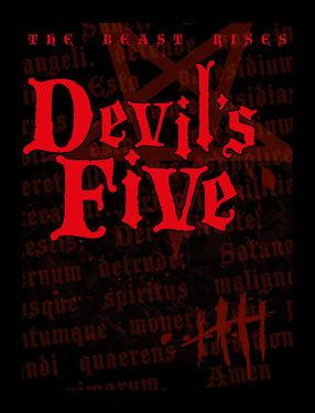 Poster: Devil's Five