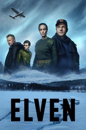 Poster: Elven - Fluss aus der Kälte