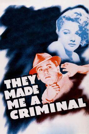 Poster: Zum Verbrecher verurteilt