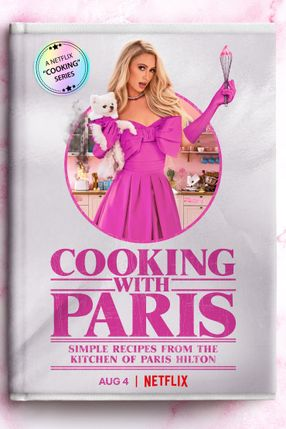 Poster: Cooking With Paris