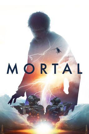 Poster: Mortal - Mut ist unsterblich