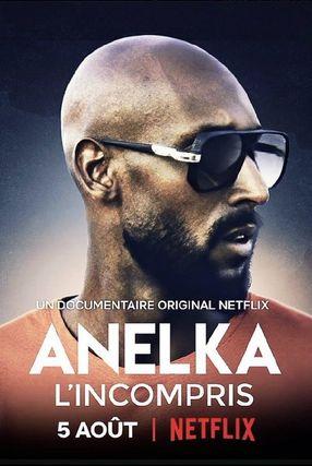 Poster: Anelka: Misunderstood