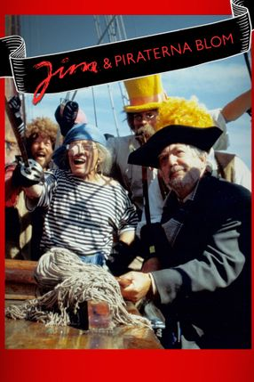 Poster: Jim & piraterna Blom