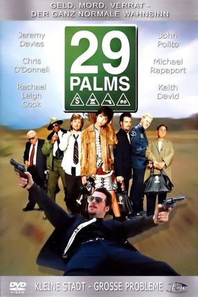 Poster: 29 Palms
