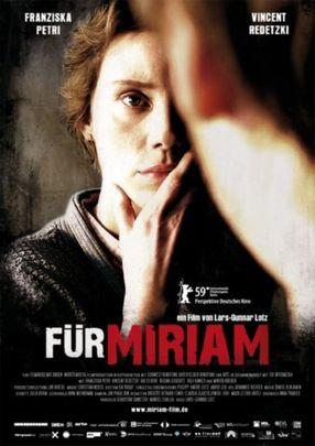 Poster: Für Miriam