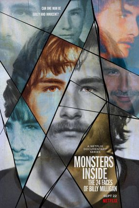 Poster: Monsters Inside: The 24 Faces of Billy Milligan